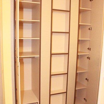 Шкаф с дверцами 2