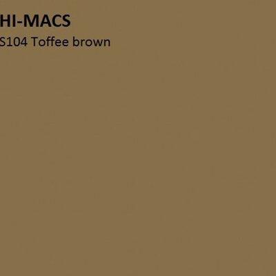 S104 Toffee brown hf